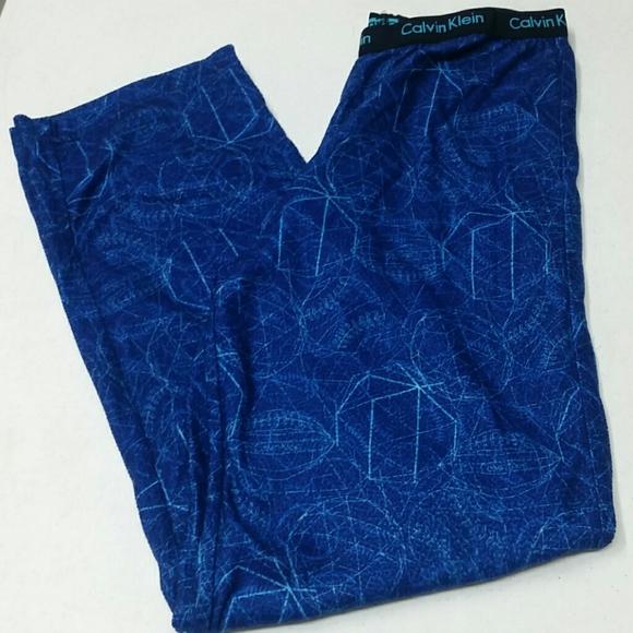 Calvin Klein Other - Boys Calvin Klein PJ Pants Sz 14/16